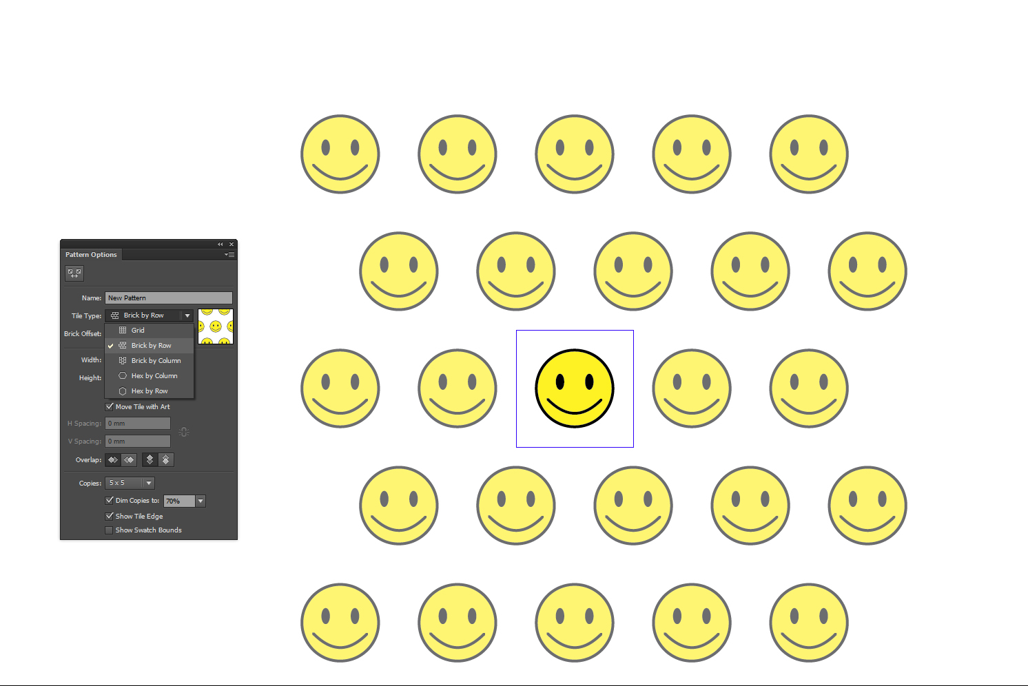 how to draw a grid in illustrator cs6